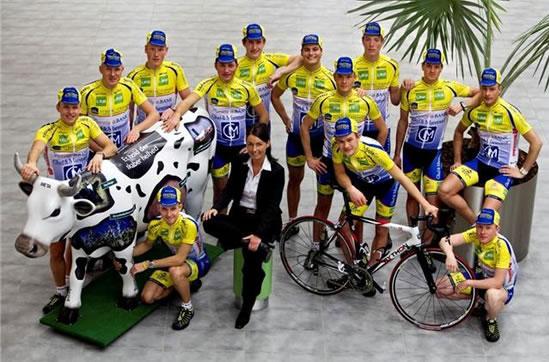 自行车运动在欧洲有着深厚的文化底蕴,丹麦的自行车运动则更是首屈图片