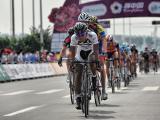 济宁点对点赛,马来西亚登嘉楼洲际队车手领骑大团。
