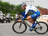 个人计时赛上,乌克兰蓝波洲际队车手维塔利・波波可夫,他也是一名个人能力非常强劲的车手,拿下该赛段第三。