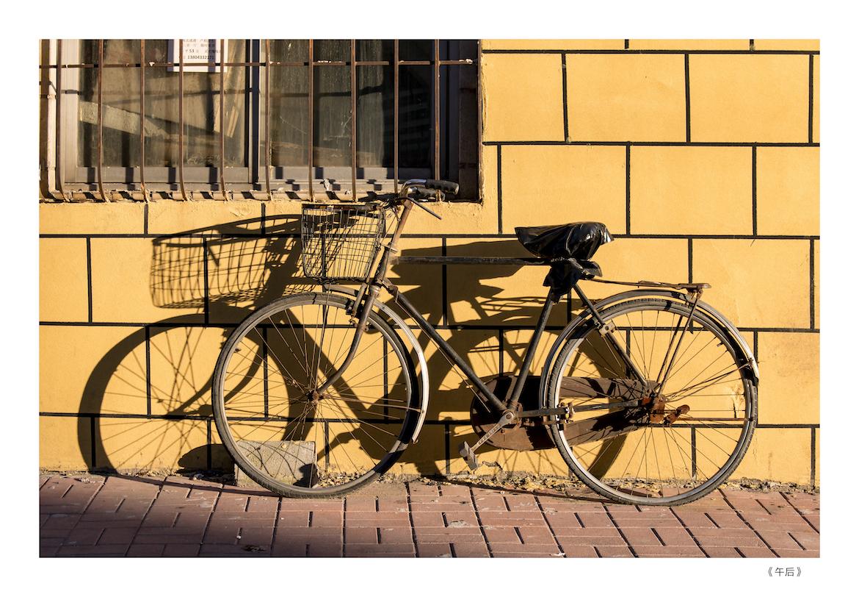 自行车,人文摄影,每日一图,美骑