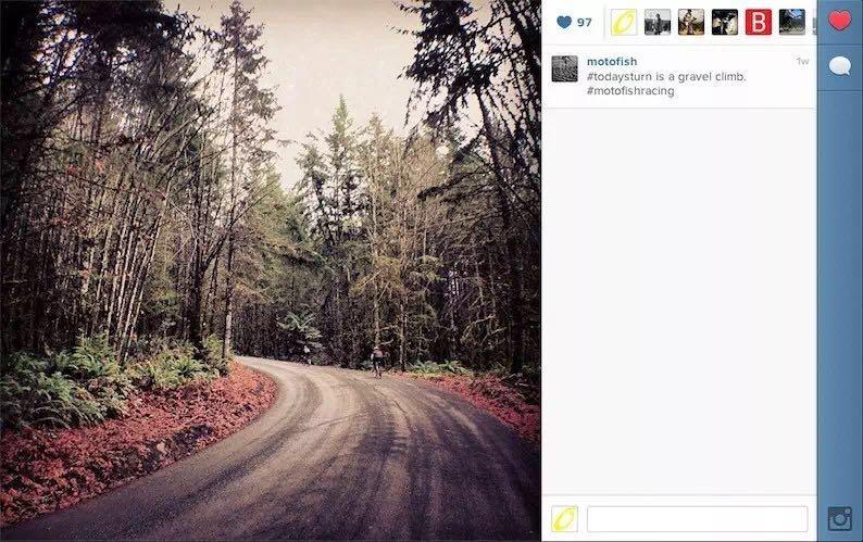 instagram骑行网红拍照技术大揭秘