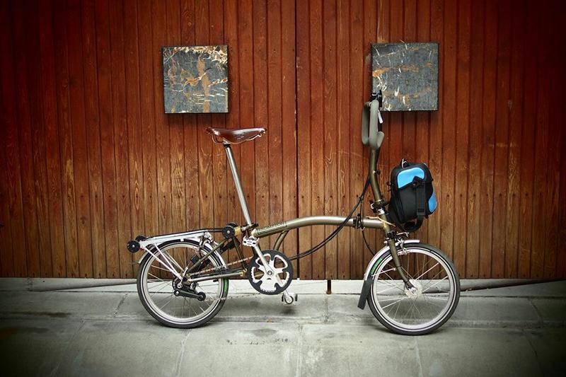 [骑友分享]如何选择城市通勤折叠自行车?