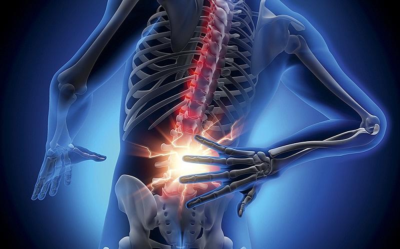 减轻背部疼痛