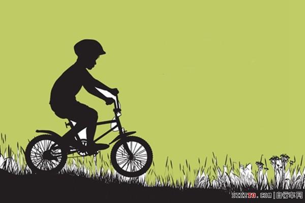 宝宝骑行图片素材