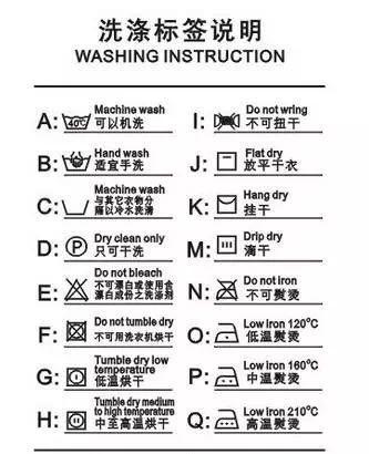 """不过,如果衣服的标签上注明""""手洗"""",那么务必不要用洗衣机洗."""