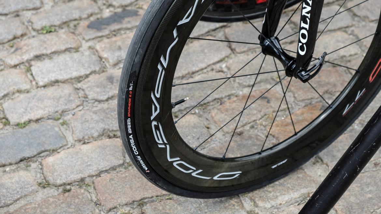 你的轮胎亚历山大:公路车胎压到底打多少?