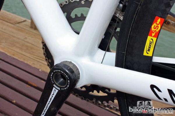 自行车中轴标准完全指南