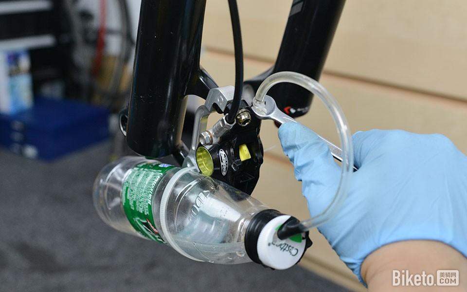 单车基械师第十二集:油压刹车大换血