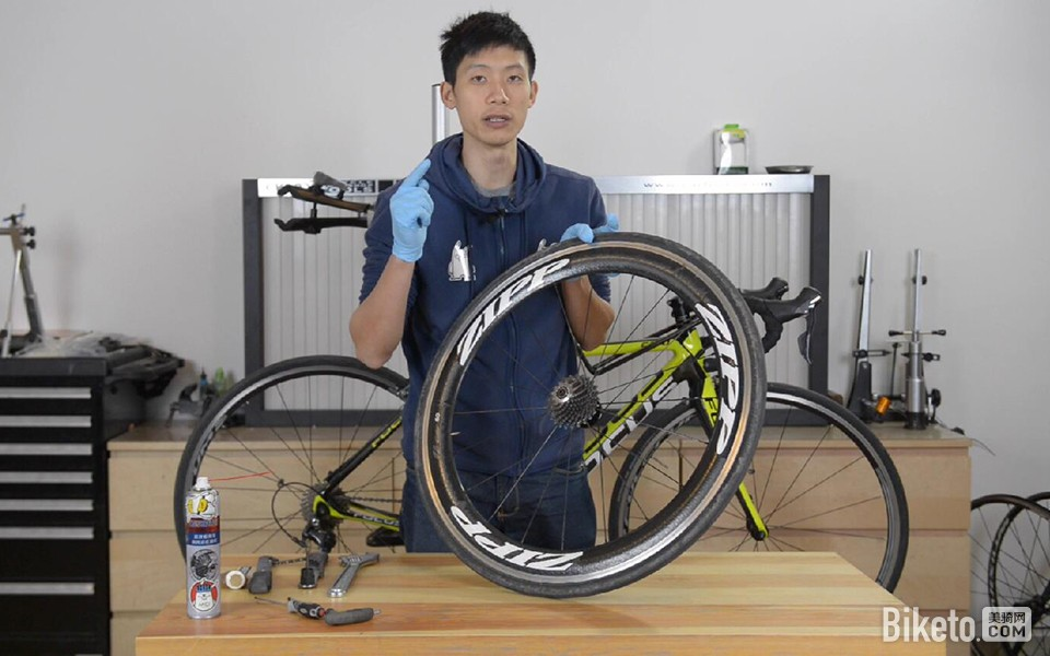单车基械师二十七集:公路车培林保养技术