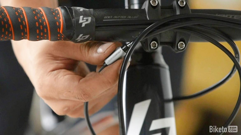 自行车变速调整