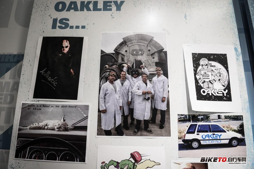 Oakley是什么?