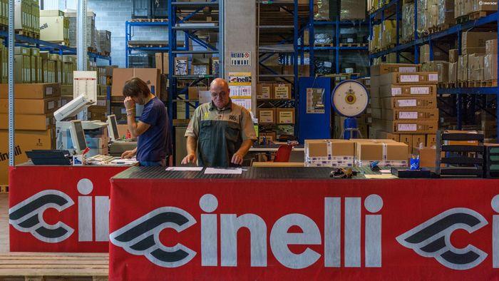探访Cinelli车架和Columbus哥伦巴斯管材工厂总部