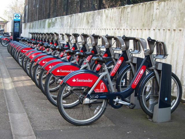 中外优劣大比拼 公共自行车的发展思考 二
