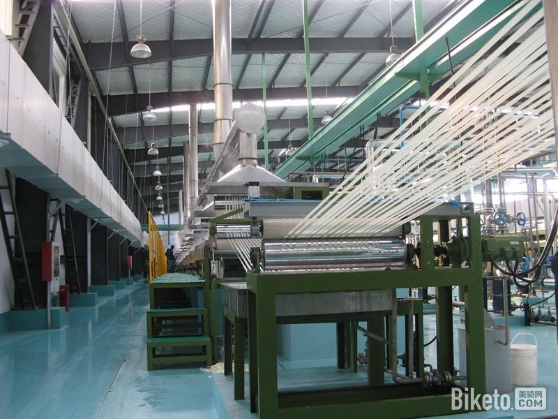 中复神鹰碳纤维工厂