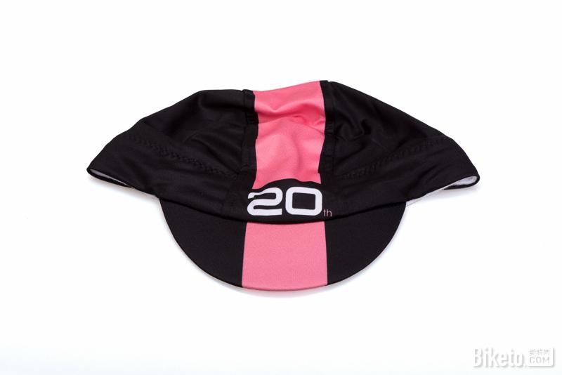 捷酷20周年纪念版骑行小帽