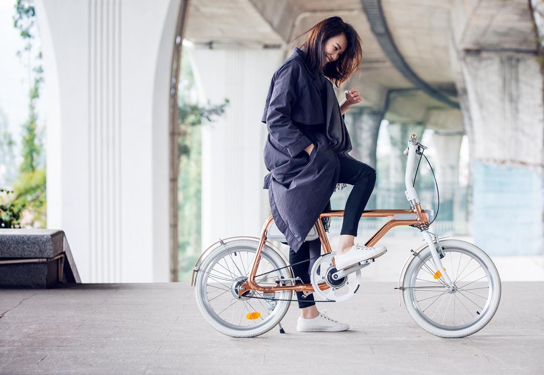 轻客智慧电单车