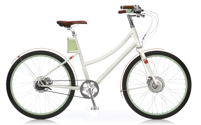 电助力自行车