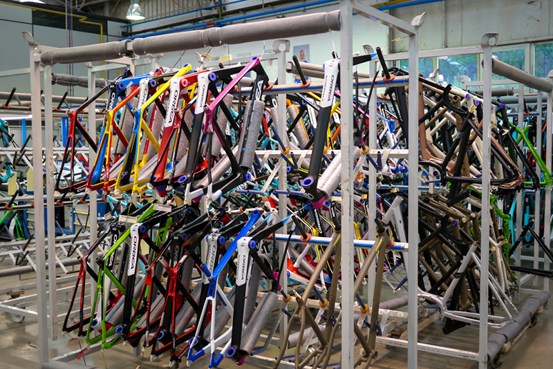 很久没消息了?Orbea正专注于客制化自行车生产