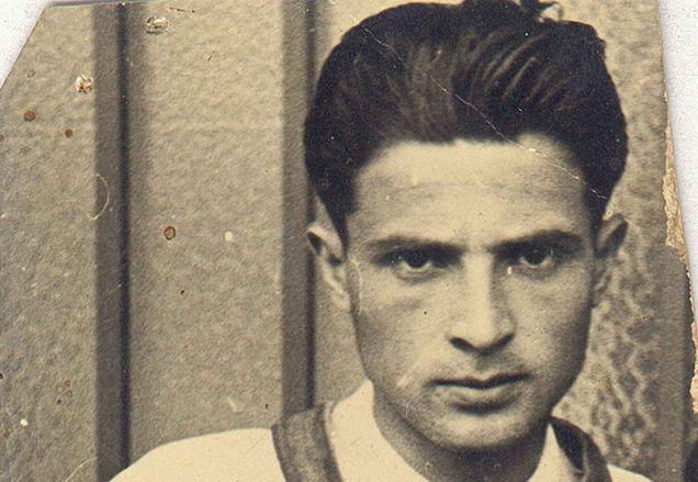 年轻时的Giovanni Nani Pinarello