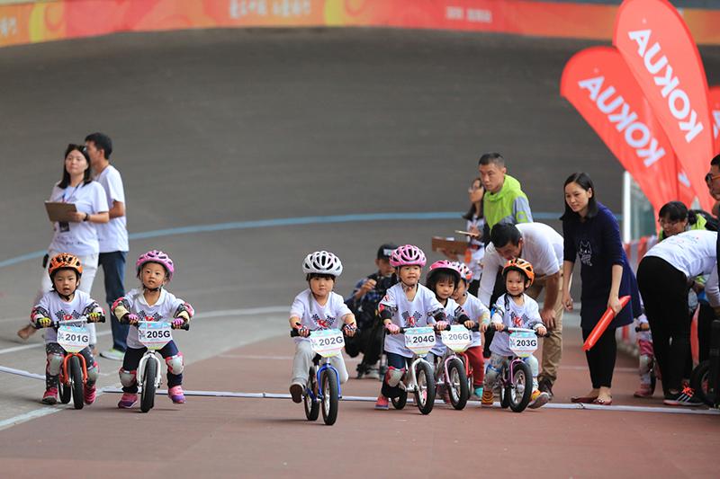 德国品牌Kokua这两年在上海、深圳、北京等地举行了儿童平衡车比赛