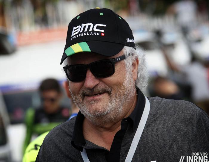 自行车坛富豪,职业自行车队老板,金主,BMC