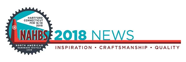 北美手工自行车展2018