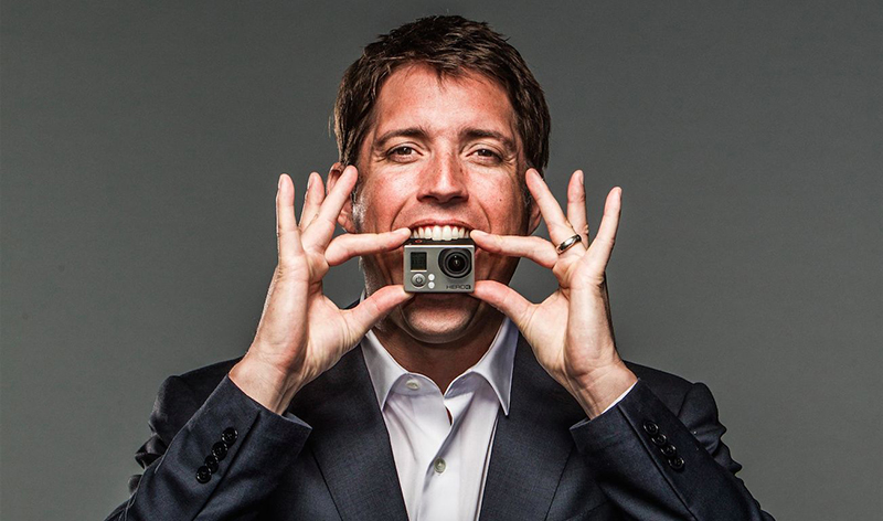 GoPro,CEO,运动相机,上市,估值,股价,出售