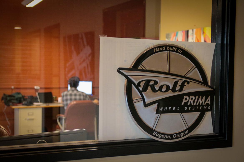 星芒编法的发明者 Rolf Prima轮组工厂参观