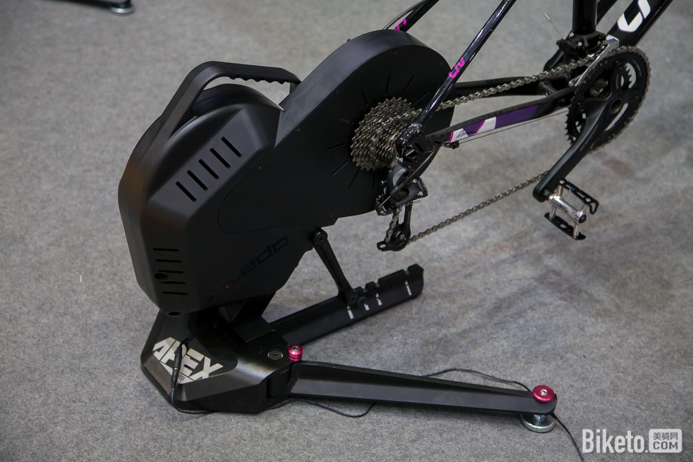 Xpedo也加入了直驱式骑行台的战场