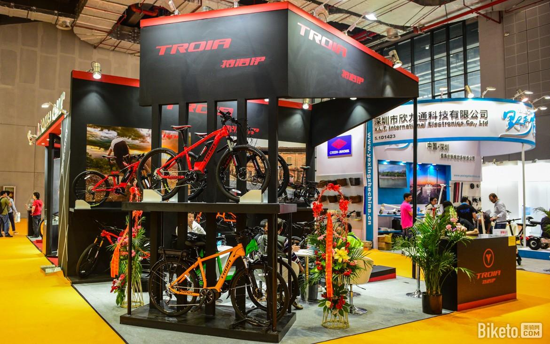 本届上海展主题:E-bike大混战