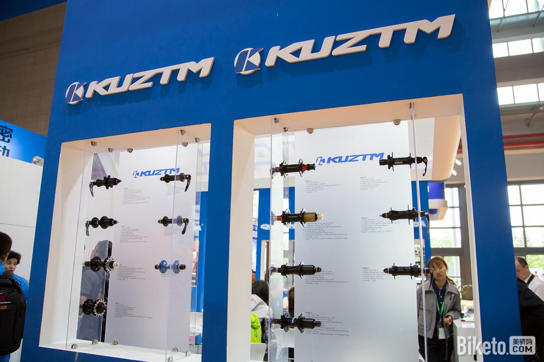 昆藤近两年推出了走高端路线的新品牌KUZTM