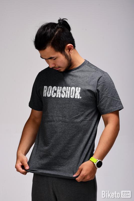 ROCK SHOX纪念版T恤 5件