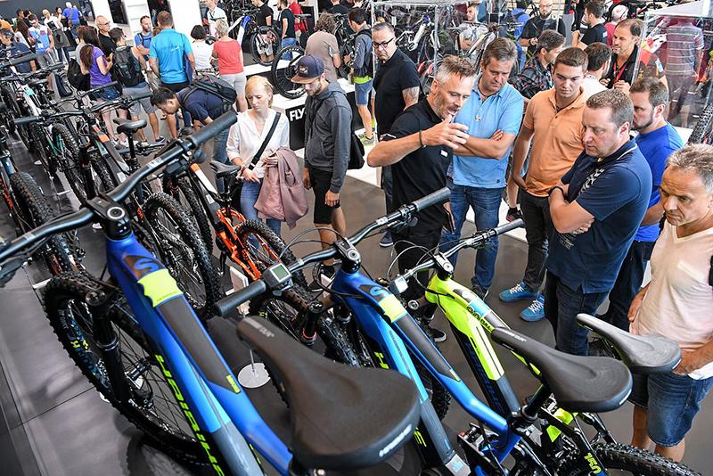 2018欧洲自行车展,运营数据,盗窃案,专业观众