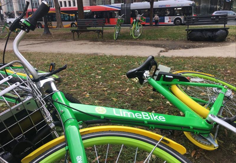 lime自行车