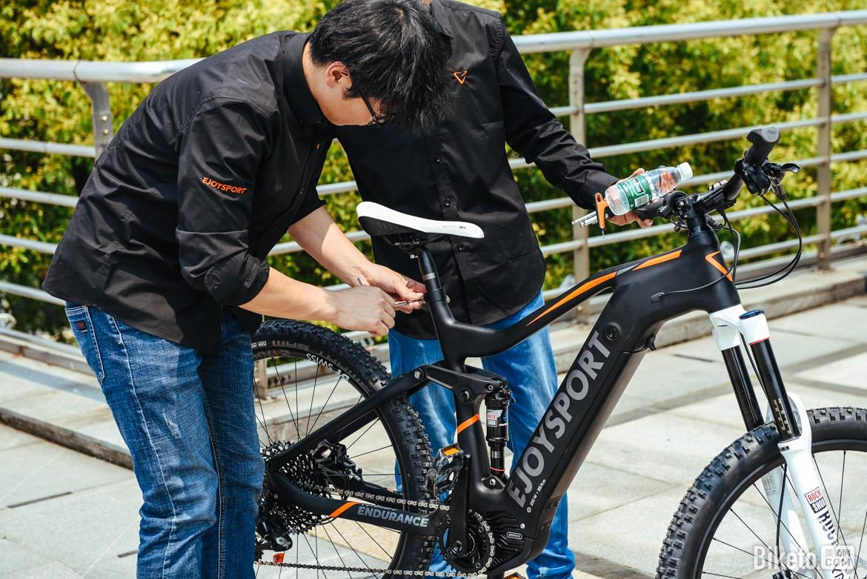 EJOYSPOTRT易骑活动科技新品发布会