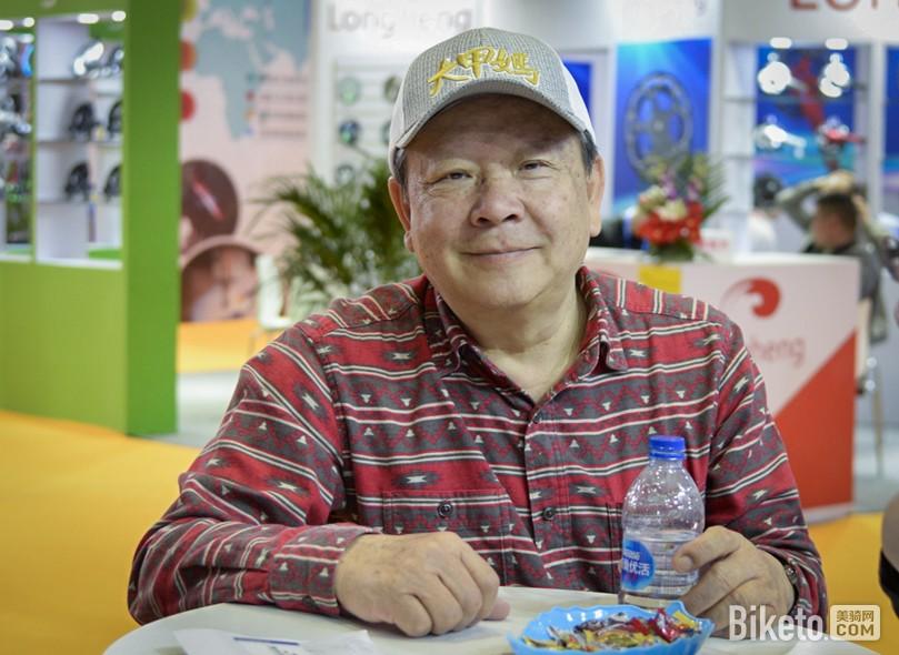 维格总经理陈忠义先生