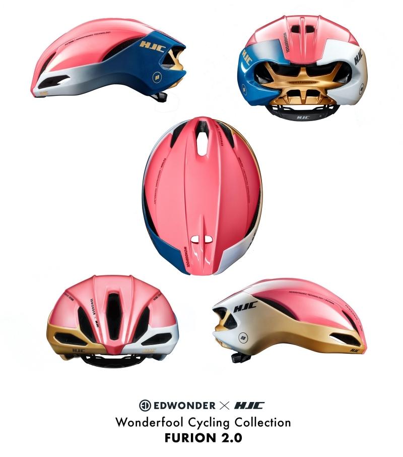 华球自行车与EdWonder推出联名骑行系列-领骑网