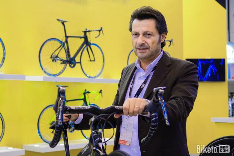 再访Fausto Pinarello:计划两年后推出E-bike公路