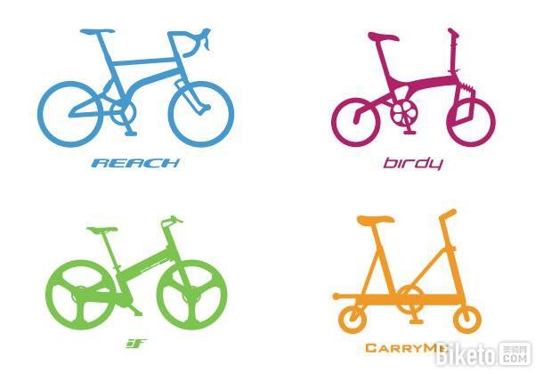 太平洋自行车——不同于g