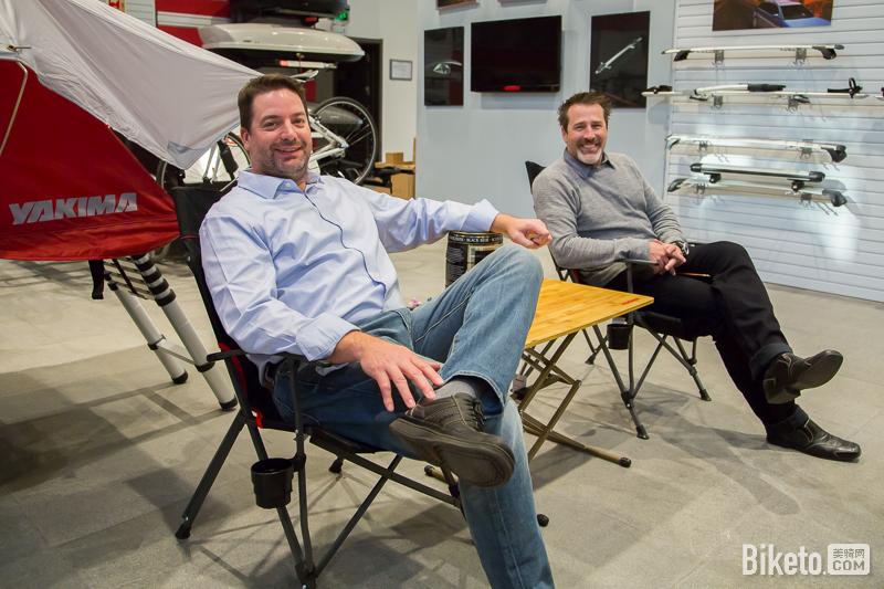 美国Yakima车顶架,车载架,自行车架,车尾架,全球CEO,Ryan,品牌故事