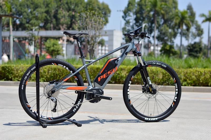 電助力自行車,倍速出行