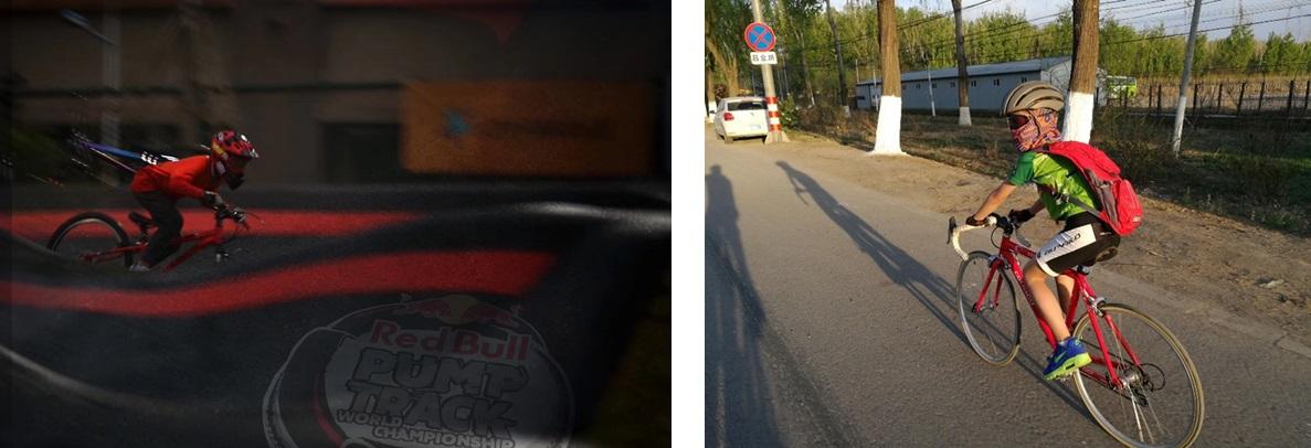 孩子一句话 爸爸真的把单车公园搬到了北京!专访飞鹰五洲CEO李博达