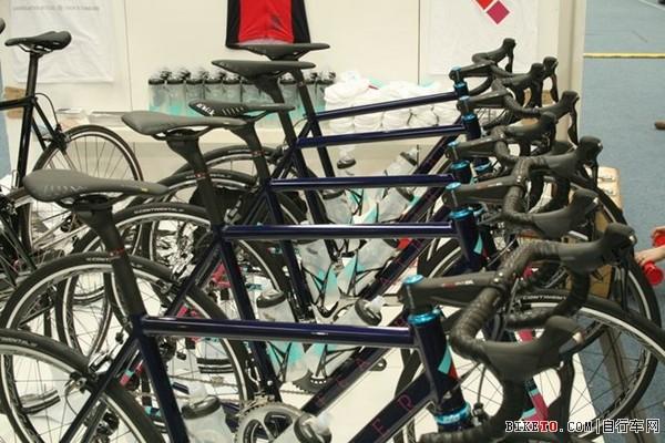 第四届英国手工自行车展