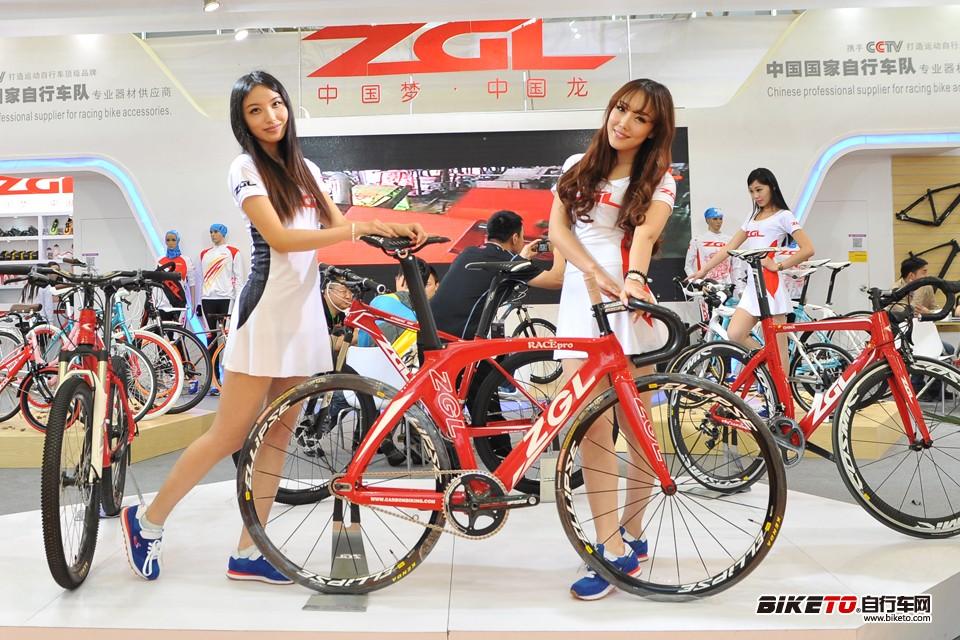 zgl碳纤维自行车_中国展ZGL多款新车型闪耀登场-美骑网 Biketo.com