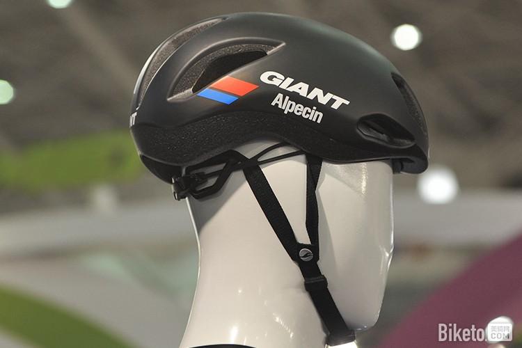 台北展第一现场:气动头盔