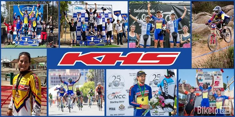 KHS功学社单车将参加2015中国展