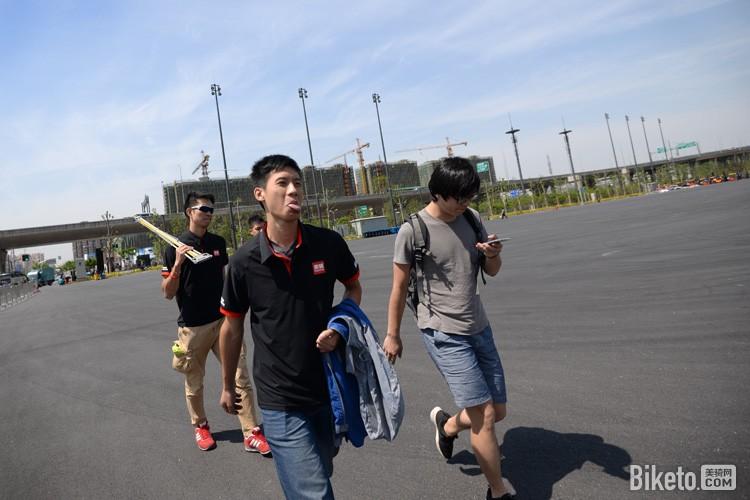 有什么精彩?中国国际自行车展6日开幕