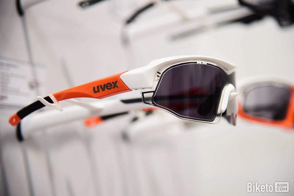 Uvex Variotronic 眼镜3
