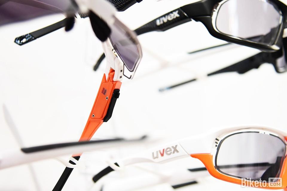 Uvex Variotronic 眼镜4
