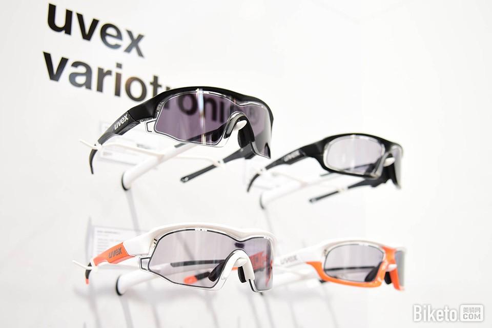Uvex Variotronic 眼镜5